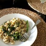 Pasta with Sausage and Roasted Broccoli Rabe
