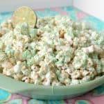 Key Lime Pie Popcorn!