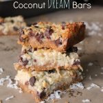 Tasty Travels: NYC {Part 5} & Coconut Dream Bars