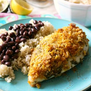 Lilly Pulitzer-Style Baked Chicken