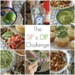 Avocados + Tequila: The Sip & Dip Challenge