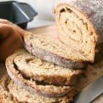 Cinnamon-Swirl Pumpkin Yeast Bread
