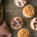 Sweet Potato Pie/Casserole S'mores