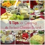 Holiday Prep | 5 Tips for Creating the Perfect Cheese Board