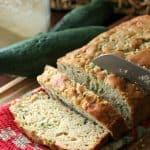Brown Butter Zucchini Cornbread