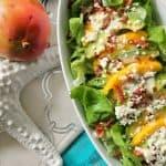 Avocado, Bacon & Mango Salad {Guanabana's Copycat}