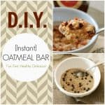 #BrunchWeek: DIY Instant Oatmeal Bar