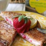 Girl Scout Cookie French Toast!