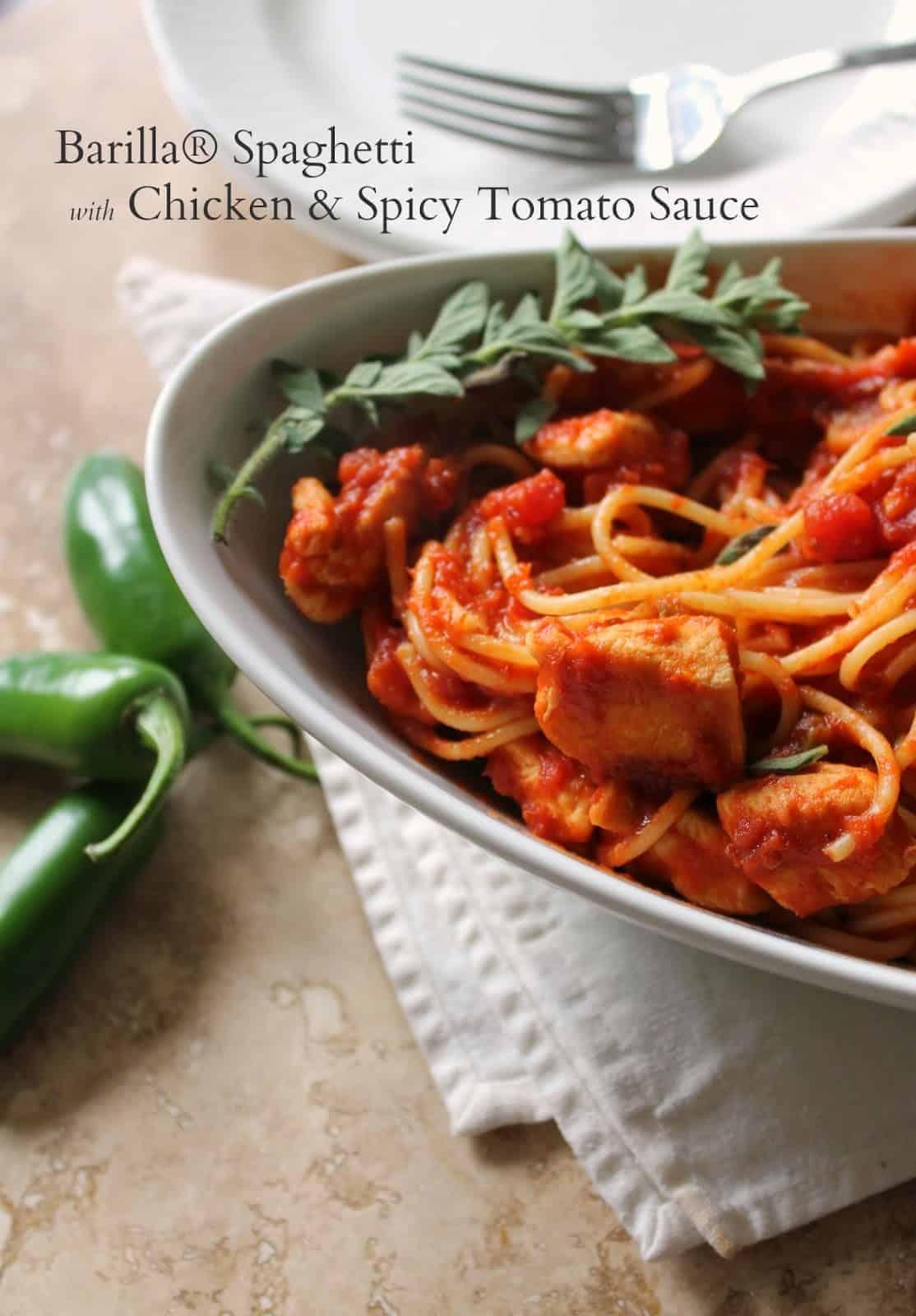 show me how to cook spaghetti