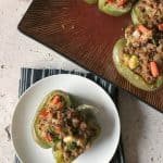 Asian-Inspired Stuffed Peppers