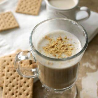 Graham Cracker Latte