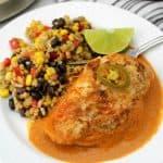Creamy Southwestern Chicken   Birds Eye® Protein Blends