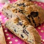 Dark Chocolate Raspberry Soda Bread | Divine Chocolate + Stonyfield Organic