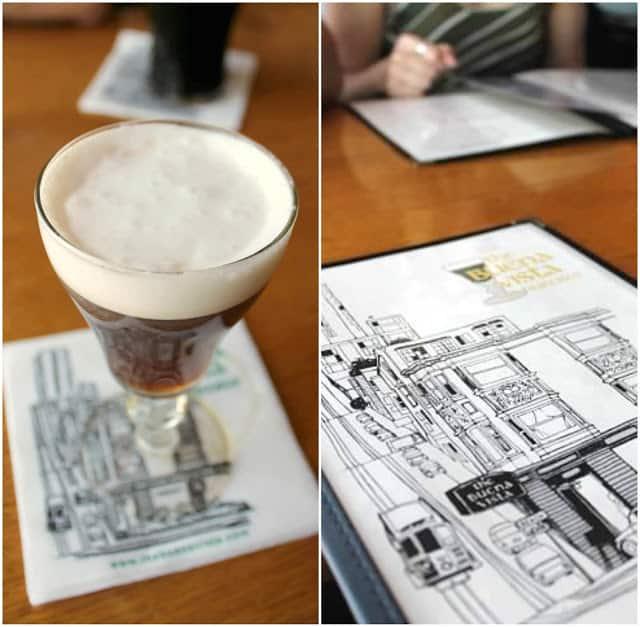 Photo of Irish Coffee at Buena Vista Cafe in San Francisco, California