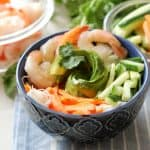 Shrimp Summer Roll Bowls | OXO SNAP Food Storage
