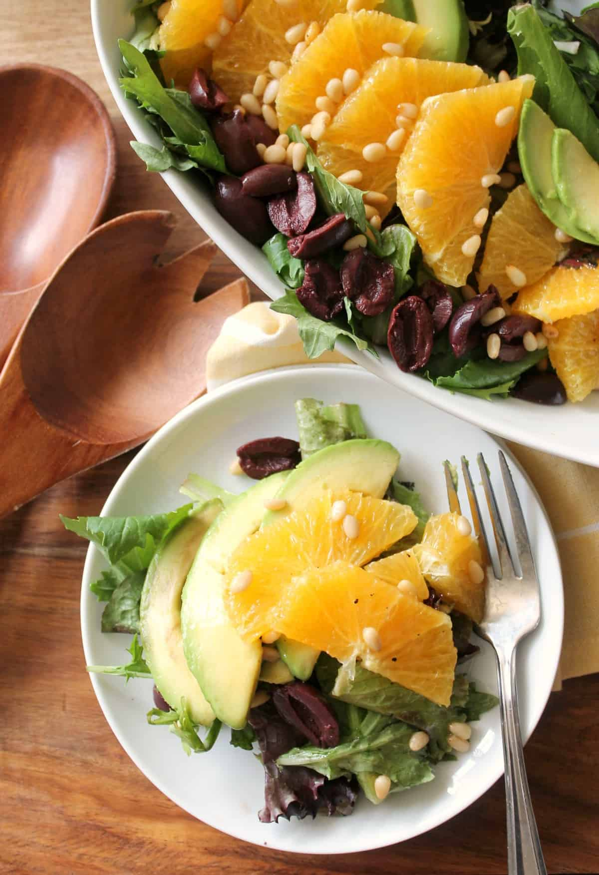 Orange-Avocado Salad
