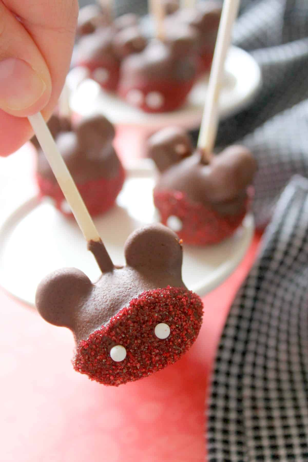 Mickey Mouse Energy Pops