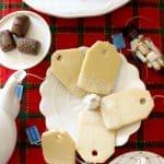 Peppermint Tea Cookies