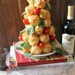 Italian Cheese Puffs | Cavit Wine