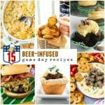 15 Beer-Infused Game Day Recipes