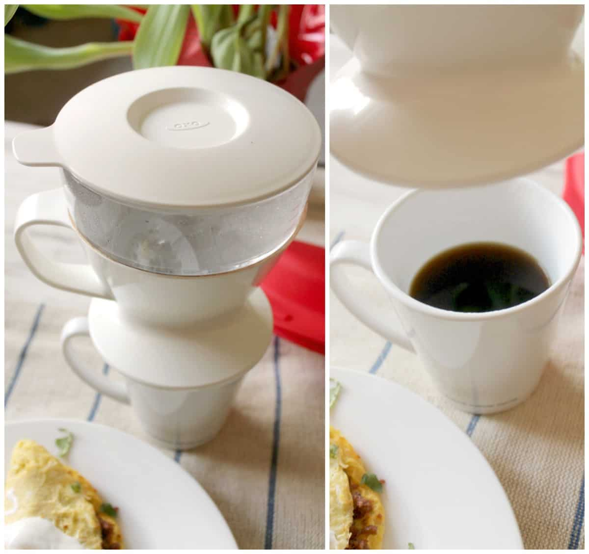 OXO Pour Over Coffee Maker