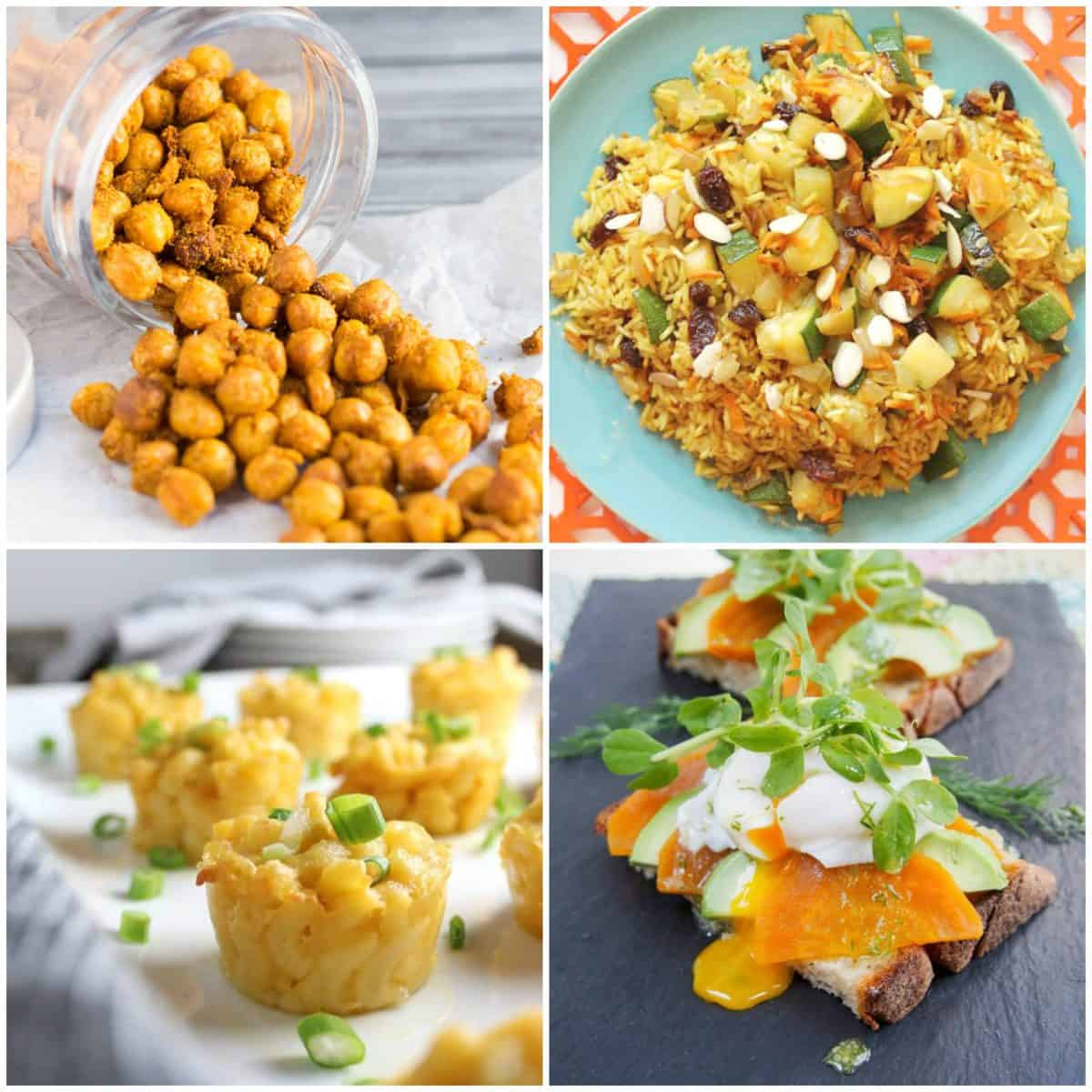 Roasted chick peas, macaroni and cheese cups and more are perfect Pot o' Gold St. Patrick's Day recipes to celebrate with