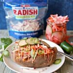 Banh Mi Loaded Sweet Potatoes
