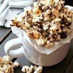Tiramisu Popcorn