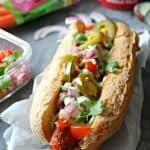 "Tex-Mex ""Carrot Dogs"""