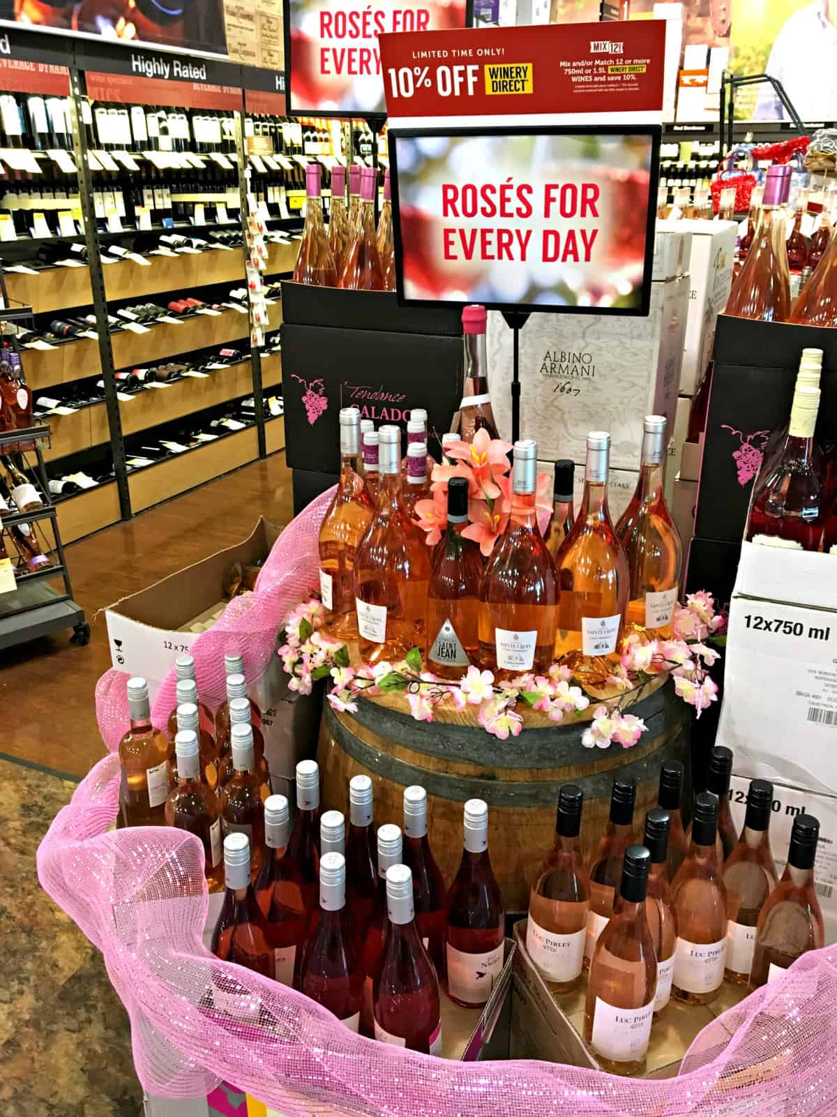 Total Wine is your one-stop shop for Rose, every day