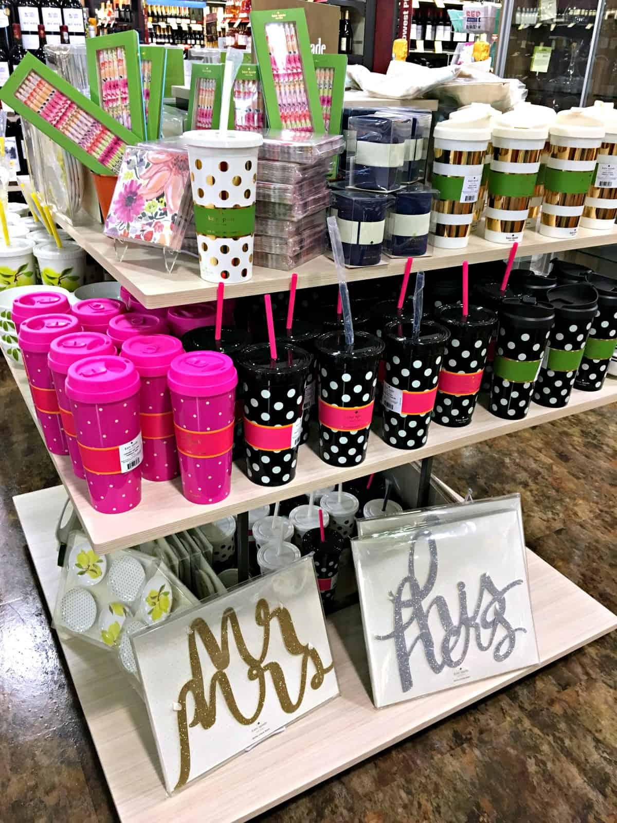 Stock up on all your party supplies, from cups to straws and so much more at Total Wine