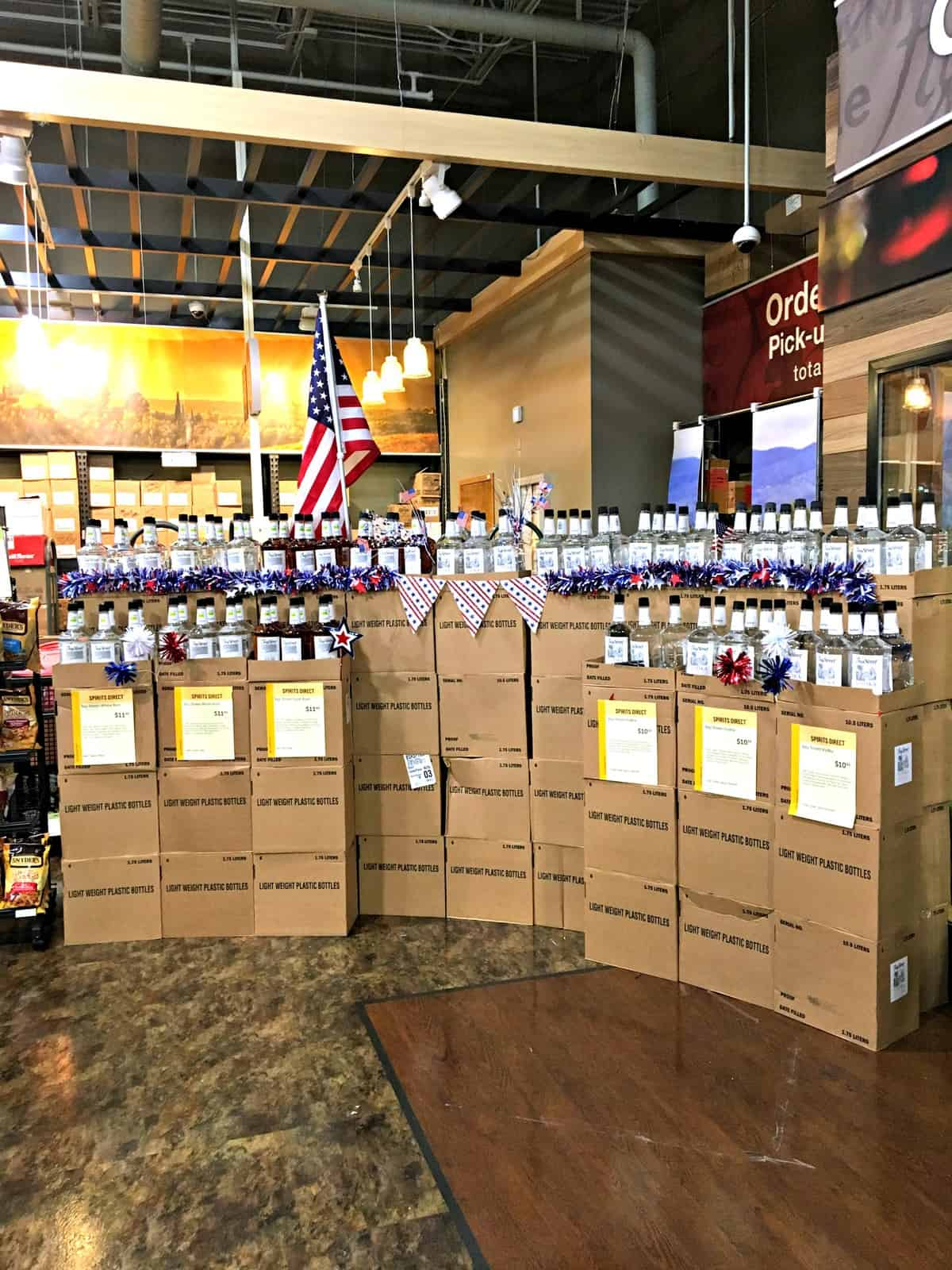 Total Wine makes entertaining easy with their one-stop shop for every party drink you could think of