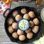 Easy Jalapeño Popper Bombs
