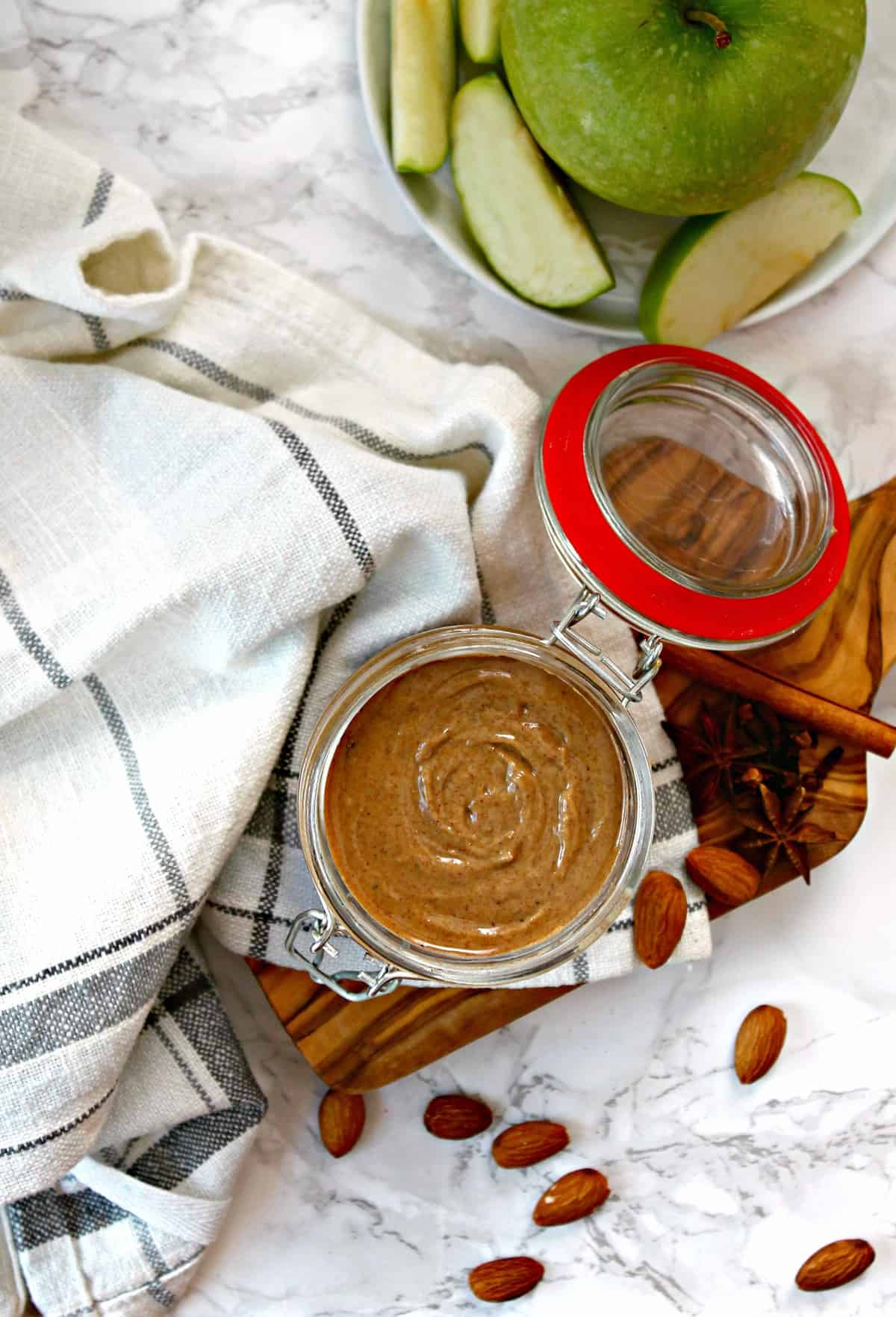 Vanilla Chai Almond Butter