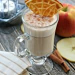 """Apple Pie"" White Hot Chocolate"