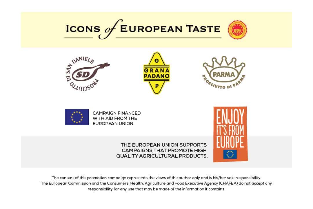 Logos of Icons of European Taste.